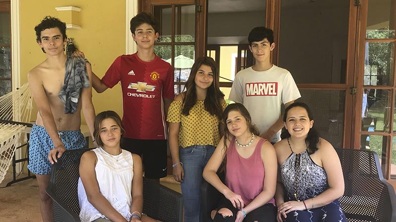 pioneros de CISV Mérida