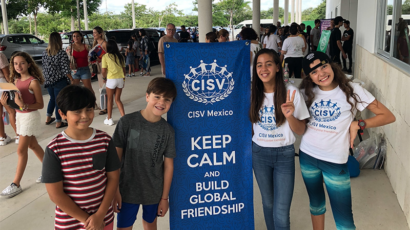 Cisv en el Open School Del colegio Madison